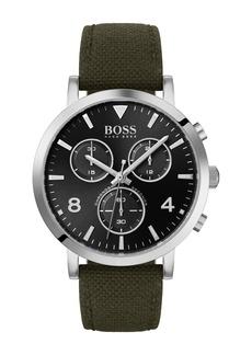 Hugo Boss Men's Spirit Chronograph Watch, 41mm