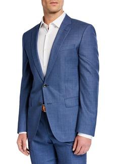 Hugo Boss Men's Two-Piece Slim-Fit Wool Suit
