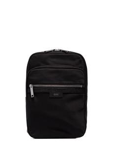 Hugo Boss Meridian one-shoulder backpack