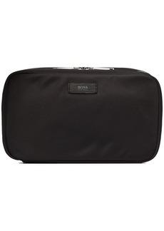 Hugo Boss Meridian zip-around wash bag