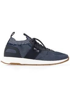 Hugo Boss mesh upper sneakers