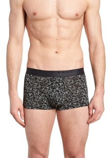 Hugo Boss Micro Print Trunks