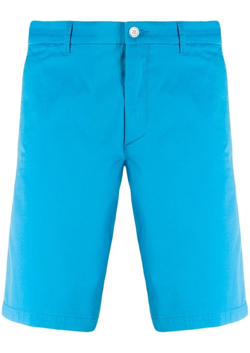 Hugo Boss mid-rise slim-fit shorts