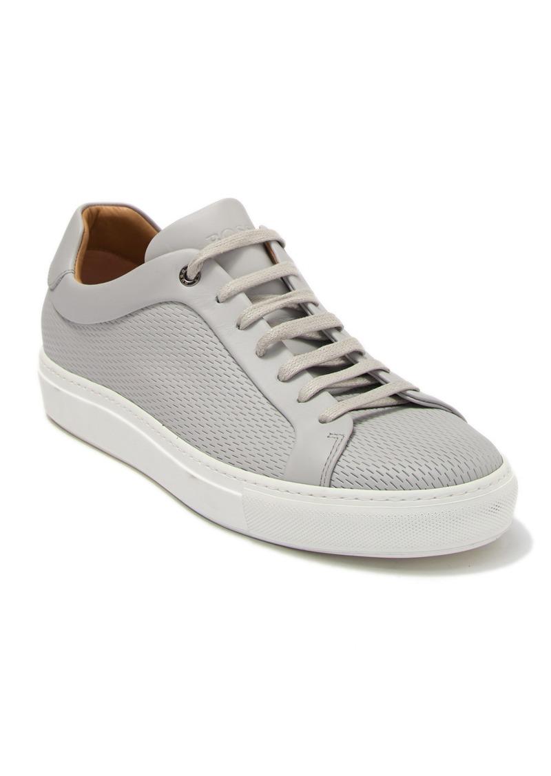 Hugo Boss Mirage Leather Sneaker