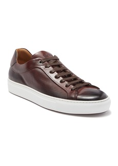 Hugo Boss Mirage Leather Tennis Shoe