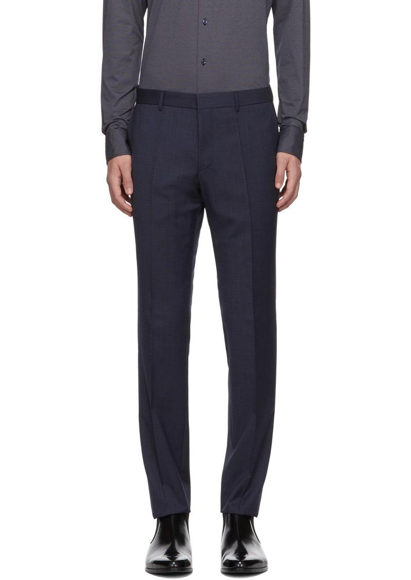 Hugo Boss Navy Ben2 Trousers