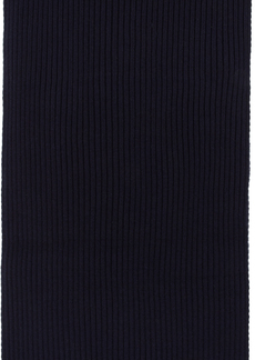 Hugo Boss Navy Gianto Beanie & Scarf Set