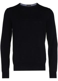 Hugo Boss Pacas fine knit jumper