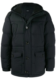 Hugo Boss padded puffer jacket