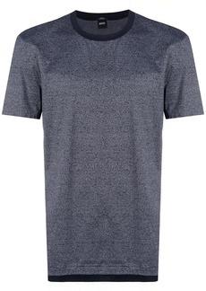 Hugo Boss patterned T-shirt