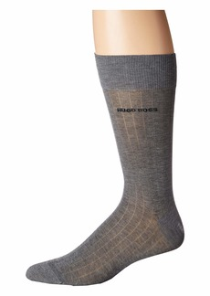 Hugo Boss Peter Ribbed Dress Sock