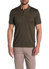 Hugo Boss Phillipson Geo Print Polo Shirt