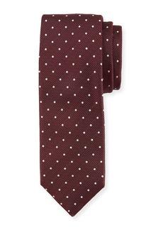 Hugo Boss Pin Dot Silk Tie