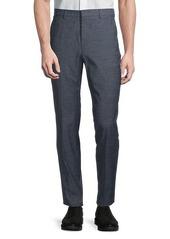Hugo Boss Pirko Virgin Wool & Cotton Trousers