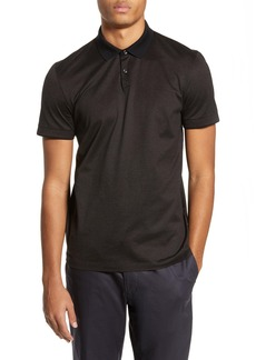 Hugo Boss Pitton Fineliner Slim Fit Polo