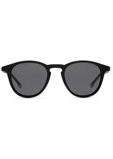 Hugo Boss polarized round sunglasses