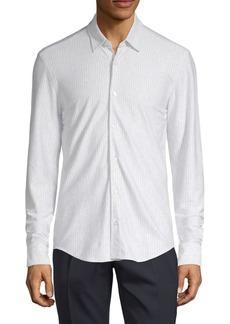 Hugo Boss Reid Pinstripe Shirt