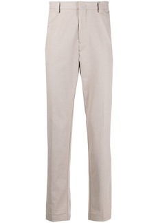 Hugo Boss relaxed fit straight-leg trousers