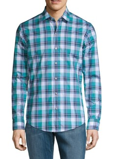 Hugo Boss Robbie Flannel Shirt