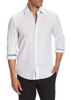 Hugo Boss Ronn Long Sleeve Regular Fit Shirt