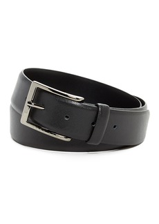 Hugo Boss Saffiano Leather Belt