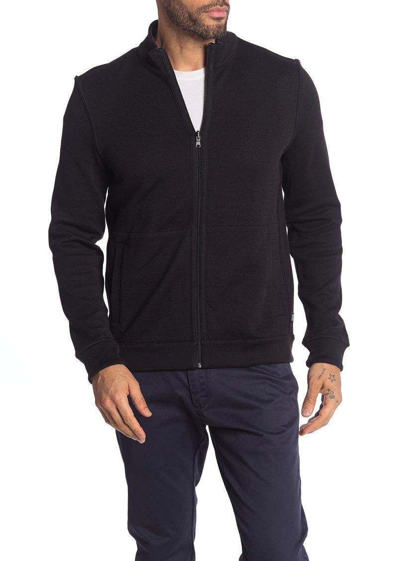 Hugo Boss Scavo Zip Up Sweatshirt