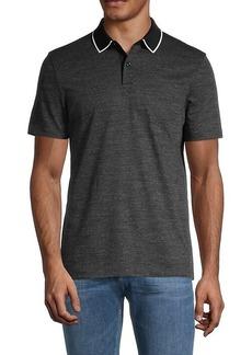Hugo Boss Short Sleeve Cotton Polo