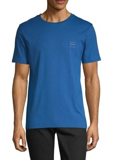 Hugo Boss Short-Sleeve Cotton Tee