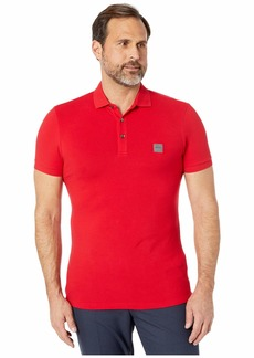 Hugo Boss Short Sleeve Polo with Logo Patch