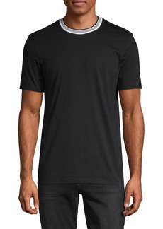 Hugo Boss Short-Sleeve Regular-Fit Cotton Tee