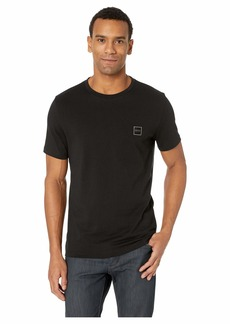 Hugo Boss Short Sleeve Tee with Logo Patch