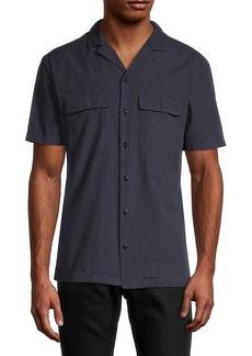Hugo Boss Short Sleeve Utility Shirt
