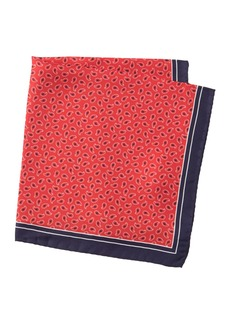 Hugo Boss Silk Bandana Pocket Square