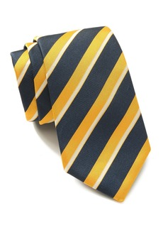 Hugo Boss Silk Diagonal Stripe Tie