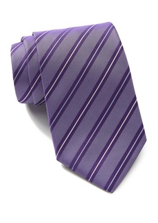 Hugo Boss Silk Diagonal Stripes Tie