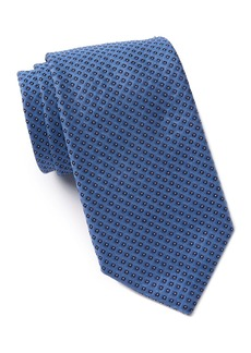 Hugo Boss Silk Diamond Tie