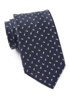 Hugo Boss Silk Flower Tie