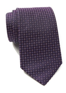 Hugo Boss Silk Rectangles Tie