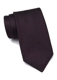 Hugo Boss Silk Textured Solid Tie