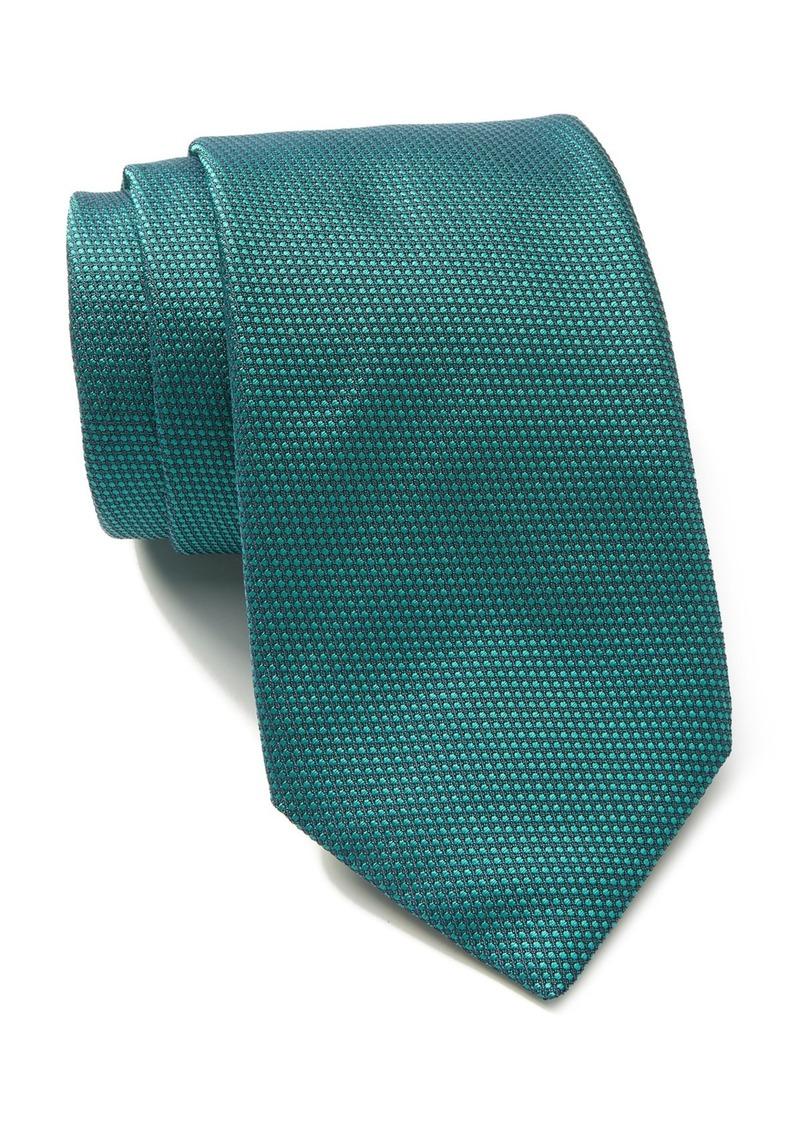 Hugo Boss Silk Textured Tie
