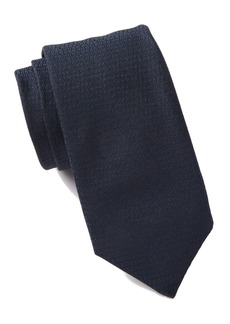 Hugo Boss Silk Tonal Pattern Tie