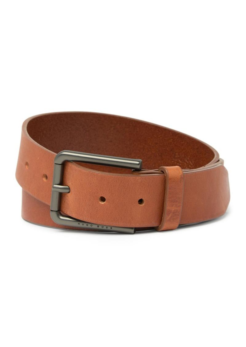 Hugo Boss Silym Leather Belt