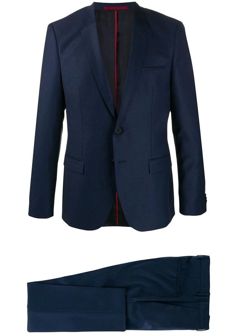 Hugo Boss single-breasted formal suit