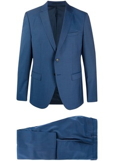 Hugo Boss single breasted slim-fit suit