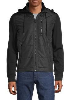 Hugo Boss Skiles Zip Hooded Jacket