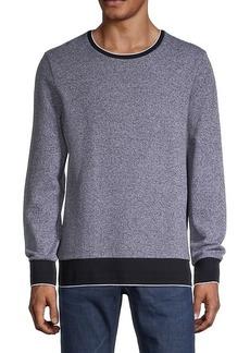 Hugo Boss Skubic Bi-Color Crewneck Sweater
