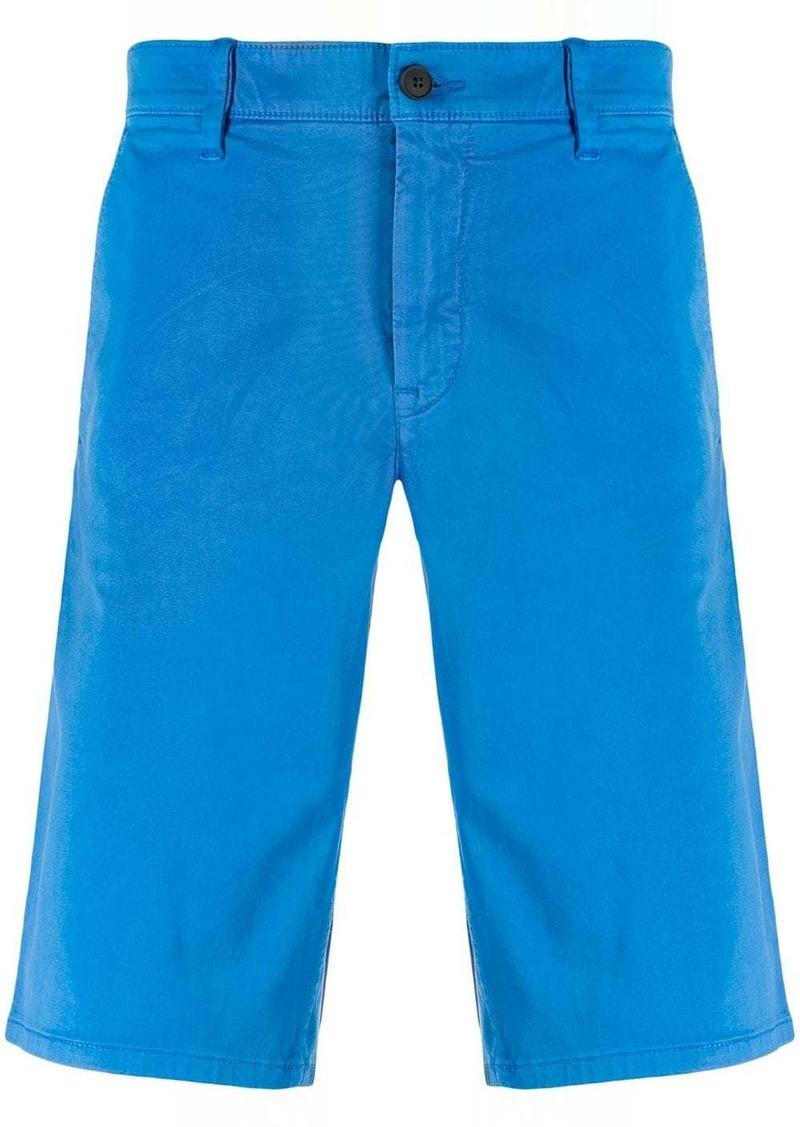 Hugo Boss slim-fit chino shorts