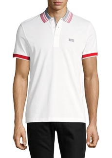 Hugo Boss Slim-Fit Cotton Polo