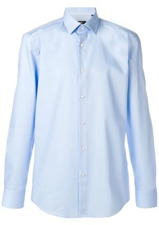 2292af14d27 Hugo Boss BOSS Enlarged-Check Slim-Fit Dress Shirt