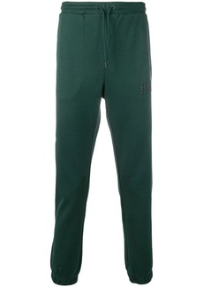 Hugo Boss slim fit track trousers